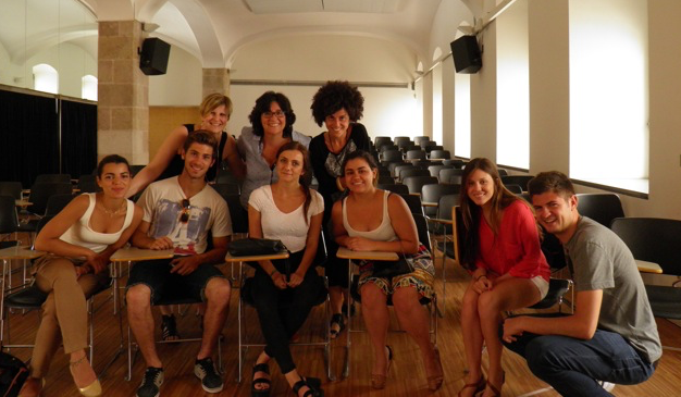 Prensa en el @cececebe, un trabajo apasionante – Charla con alumnos del @iedbarcelona