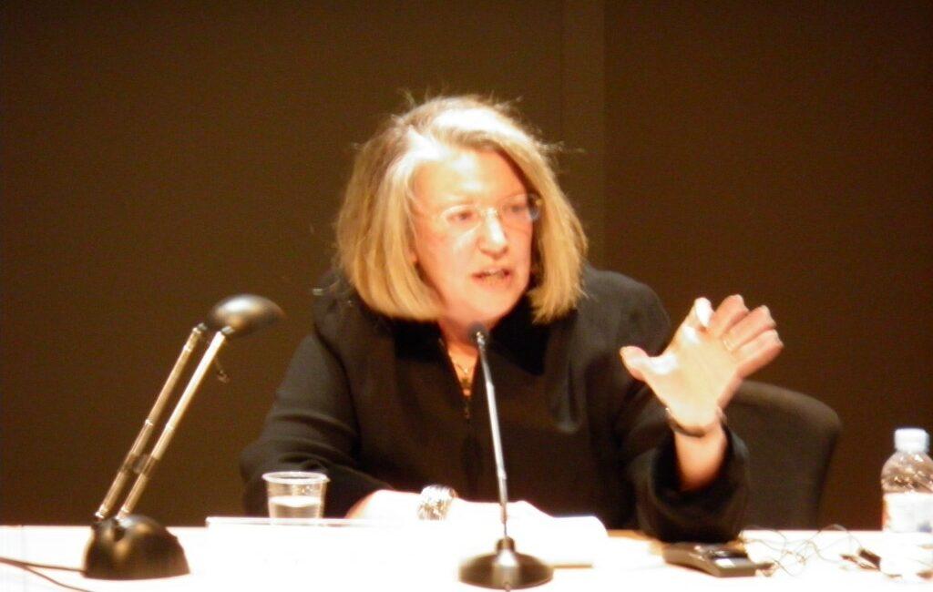 Nancy Fraser en el CCCB – La justicia como virtud