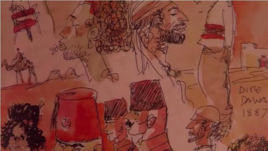 Libros en su tinta: Cartas de África – Arthur Rimbaud