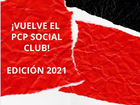 Nueva edición de PCP Social Club