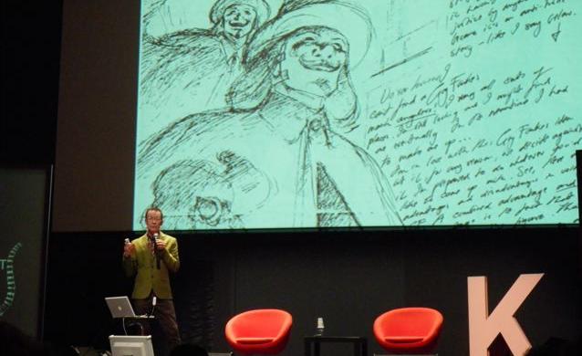 Paul Gravett y las tendencias del cómic en el siglo XXI